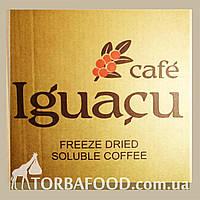 """Кофе растворимый сублимированный """"Iguacu"""", фото 1"""