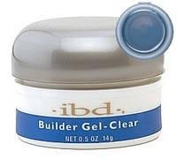 Гель прозрачный конструирующий IBD Builder Gel Clear 14 г
