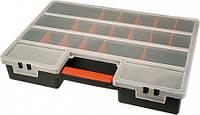 Ящик для крепежа (органайзер) XL  с регулируемыми (шт.) TOPEX (79R160)