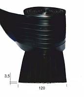 Защитный брус (черн) 120мм