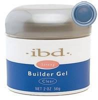 Гель прозрачный конструирующий IBD Builder Gel Clear 56 г
