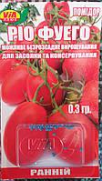 """Семена томатов """"Рио Фуего"""" ТМ VIA-плюс, Польша (упаковка 10 пачек по 0,3 г)"""