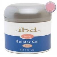 Гель розовый конструирующий IBD Builder Gel Pink 56 г