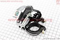 Перекидка цепи передняя, универсальная тяга 31,8/34,9мм, 42/48Т FD-TX800