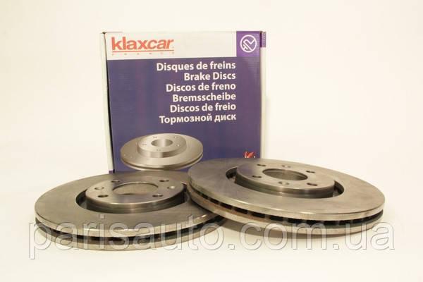Тормозной диск  Peugeot Citroen  KLAXCAR FRANCE 25023z