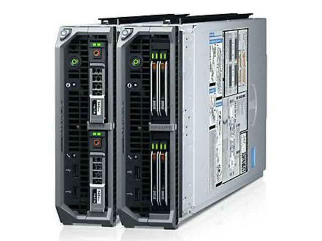 Сервер Dell PowerEdge M640 Blade (210-М630-2600)
