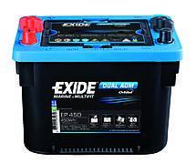 Аккумуляторная батарея двойного назначения Exide Dual 95А/ч