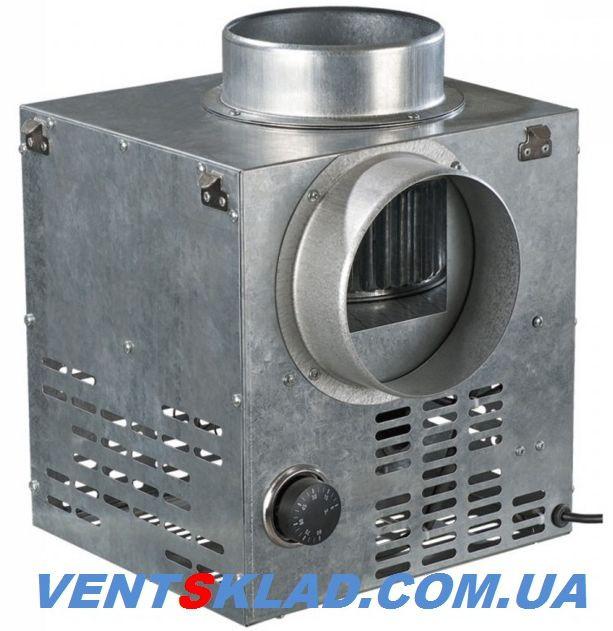 Каминный вентилятор до 360/450 м3/час Вентс КАМ 150 ЕкоДуо