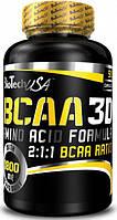 BCAA 3D BioTech, 90 капсул