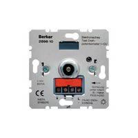 Электронный кнопочно-поворотный потенцеометр 1-10 В, Berker, 289610