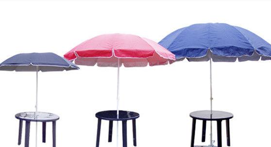 Какой пляжный зонт от солнца лучше купить для загородного отдыха