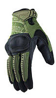 Тактические перчатки Mechanix M-Pact 3, олива, реплика
