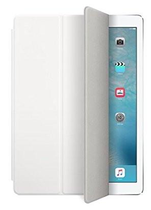 Чехол полиуретановый Apple Smart Cover для iPad Pro с дисплеем 12,9 дюйма MLJK2ZM/A белый