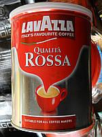 Кофе Lavazza qualita Rossa