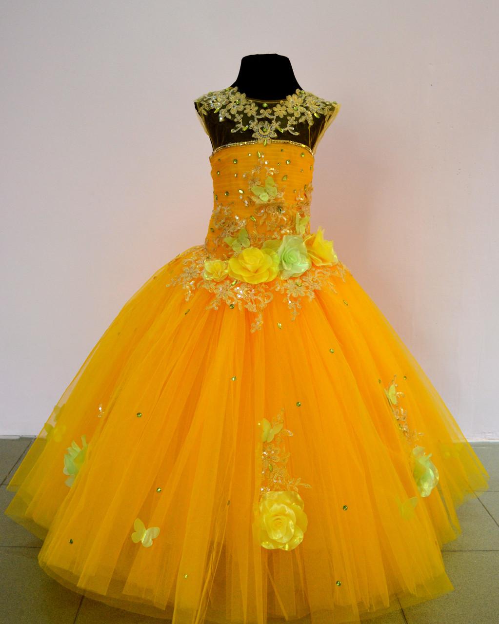 7aa16cfdaae Детское бальное платье «Барби» к выпускному в садик - Свадебный салон  «София»