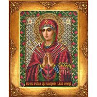 """Набор для вышивания бисером """"Богородица Умягчение злых сердец"""""""
