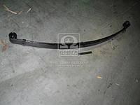 Рессора задняя ГАЗ 3302 2-листовая с сайлентблоками (Чусовая). 3302-2912010-02 с/ш