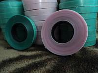 Лента  для степлера для подвязки винограда Розовая Толщина -150 мк, Длинна - 25м, Ширина -11 мм,