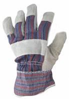 Перчатки замшевые комбинированные Mastertool
