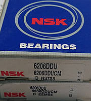 Подшипник 6206DDU NSK