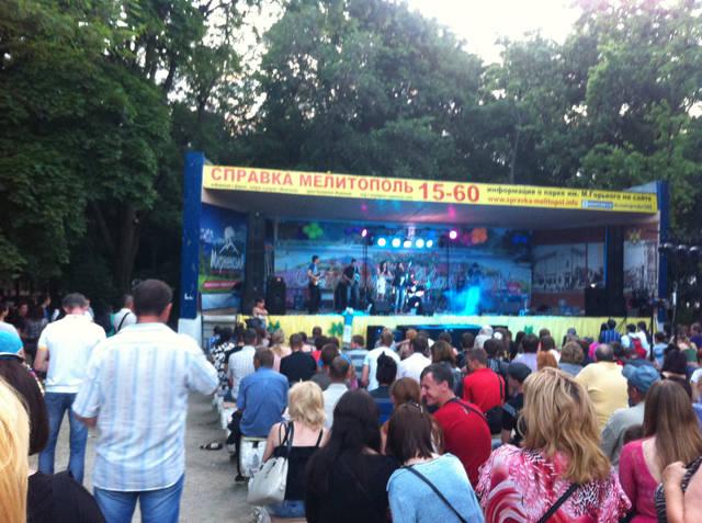 """""""Традиционный субботний концерт"""" 2014г. -1"""