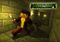 "Магнит сувенирный ""Minecraft"" 05"