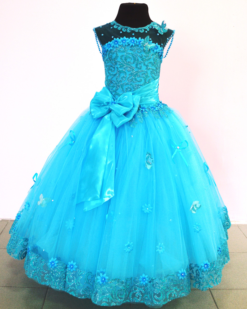 70a6cca141f Детское выпускное платье для садика «Amour» - Свадебный салон «София» в  Киеве
