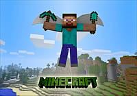 "Магнит сувенирный ""Minecraft"" 08"