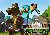 "Магнит сувенирный ""Minecraft"" 09"