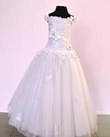 Детское нарядное платье «Ассоль»