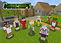 "Магнит сувенирный ""Minecraft"" 11"