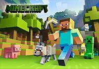"Магнит сувенирный ""Minecraft"" 15"