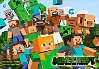"Магнит сувенирный ""Minecraft"" 17"