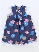 Платье для маленькой девочки р-ры 74,80,86,92