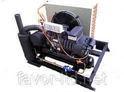Агрегат компресорно-конденсаторний , REFCOMP, SP2H080E