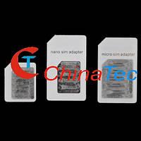Адаптер Nano SIM  Micro SIM  Standard SIM-карт