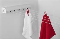 Сушилка для белья и полотенец веревочная Б 23