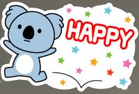 Мягкие игрушки коалы Блу из Viber