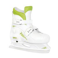 Детские раздвижные коньки Tempish EXPANZE LADY, белый/зеленый (AS)