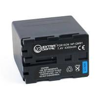 Аккумулятор к фото/видео EXTRADIGITAL Sony NP-QM91 (DV00DV1030)