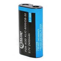 Аккумулятор к фото/видео EXTRADIGITAL Kodak KLIC-8000, Ricoh DB-50 (BDK2508)