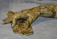 Тактические лайковые перчатки MTP( мультикам) Британия, оригинал. НОВЫЕ
