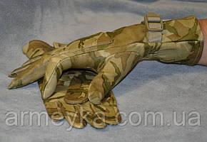 Тактические лайковые перчатки MTP( мультикам) Британия, оригинал