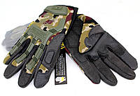 Перчатки тактические mechanix полнопалые