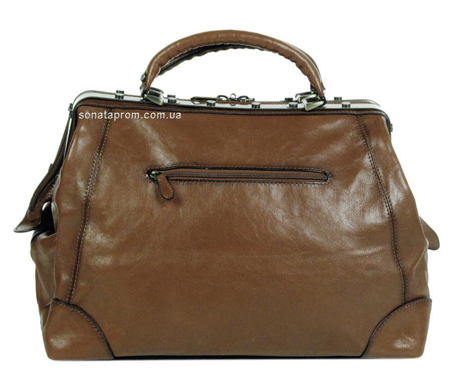 7be44fd081dd Саквояж кожаный Katana среднего размера, цена 4 229,10 грн., купить в Киеве  — Prom.ua (ID#11424078)