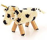 Фигурки животных из бисера, фото 4