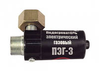 Подогреватель углекислоты  ПЕГ 3 (24-36В), фото 1