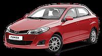 Брызговики модельные ZAZ Forza sedan 2011- (Лада Локер)