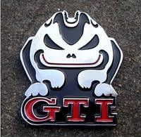Эмблема кузова VW GTI