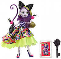 Кукла из страны чудес Kitty Cheshire Китти Чешир Ever After High CJF39,CJF41